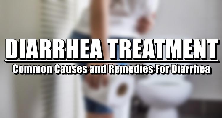 Diarrhea Treatment