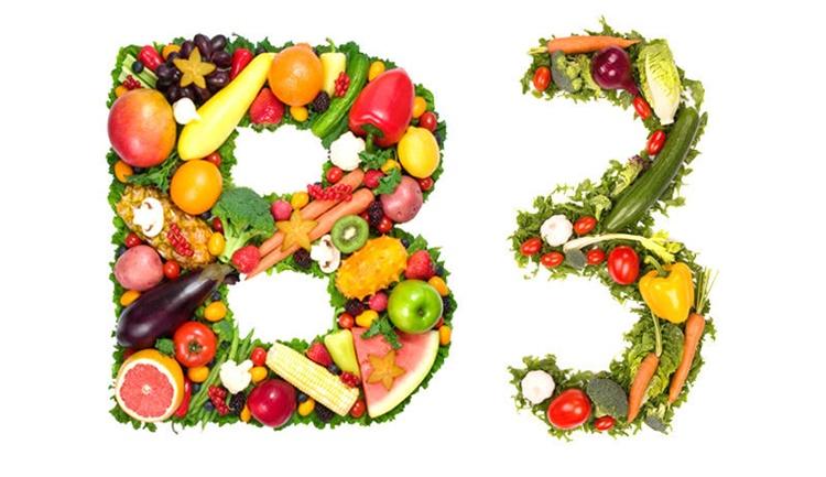Symptoms of Vitamin B3 Deficiency