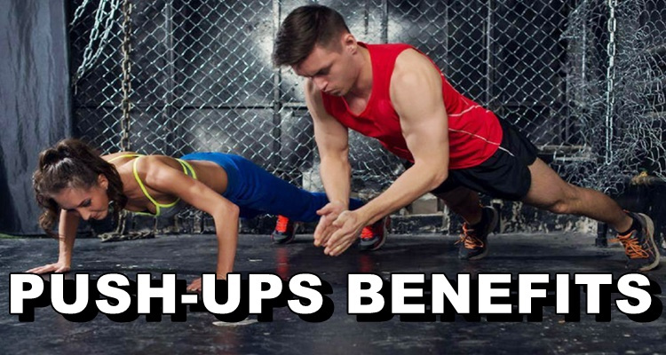 Push-Ups Benefits