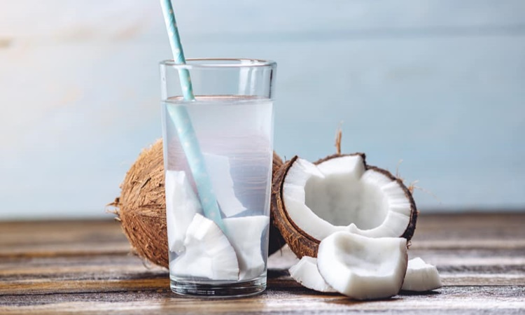Coconut Water on Empty Stomach