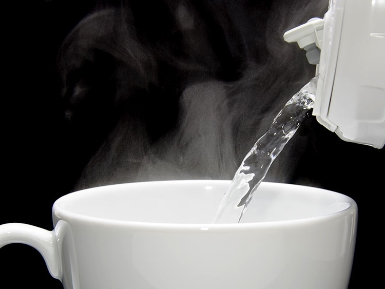 Drinking Warm Water Before Sleeping