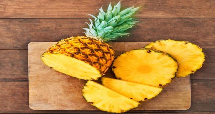 Pineapple for Irregular Period